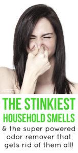 Odour Treatment